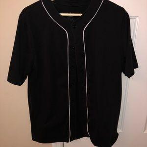 Vintage baseball jersey